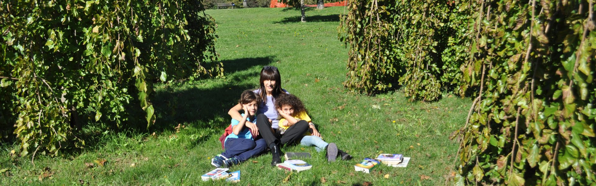 The reading family a Tempo di Libri